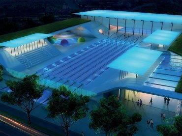 Gunyama Park and Green Square Aquatic Centre