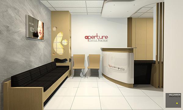 KOSH - Building 3 - Dentist Reception / Waiting Area