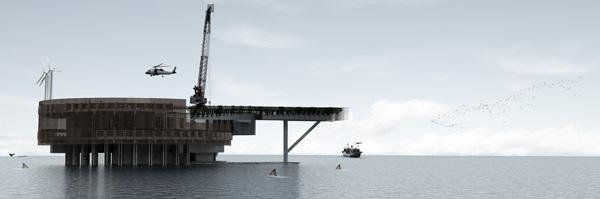 Oil Platform Prison – Competition Entry