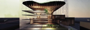 Shuter DreamWorks Architectural Competition