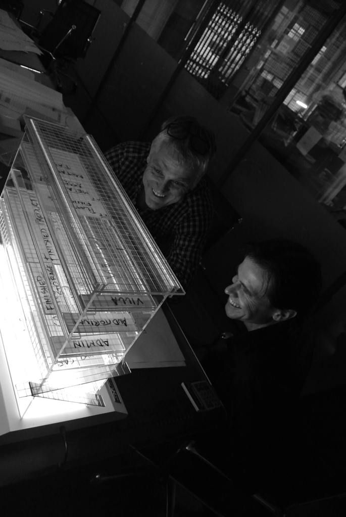 <b>WARM Glow</b> -  <b>W</b>illiamson <b>A</b>rchitects <b>R</b>elationship <b>M</b>odel - 3D spacial planning experiment